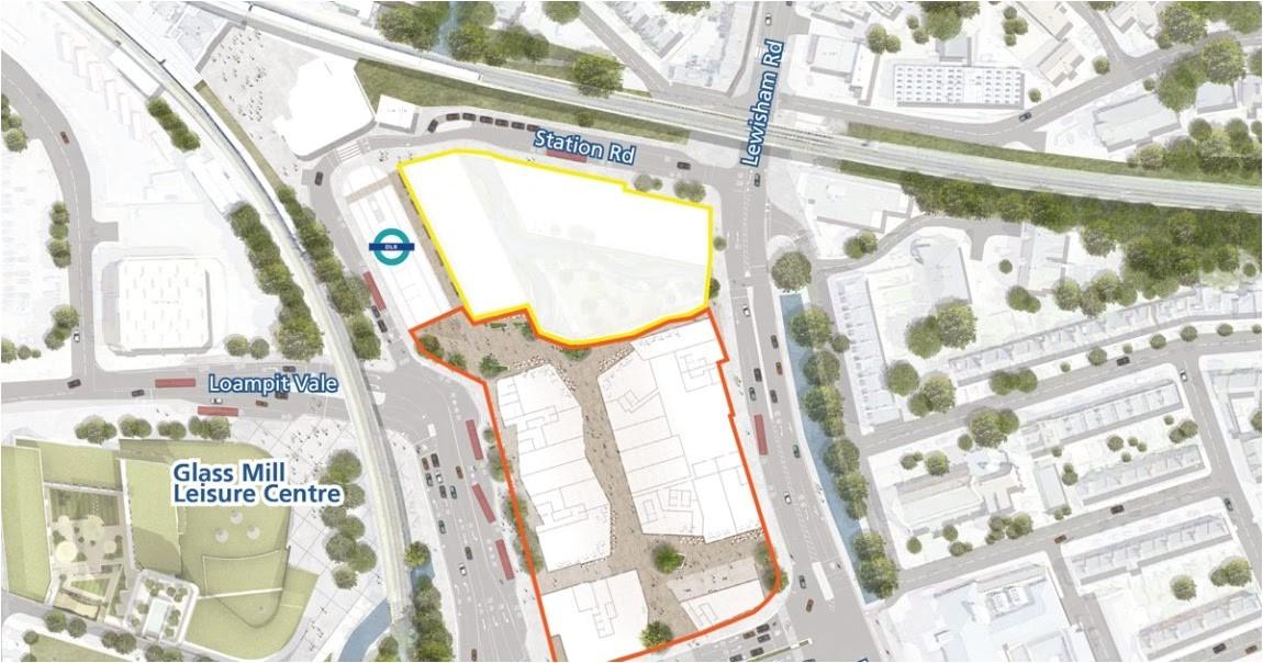 lewisham gateway aims to get taller