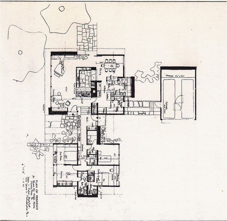Weiss Homes Floor Plan Weiss House Louis Khan Classic Architecture