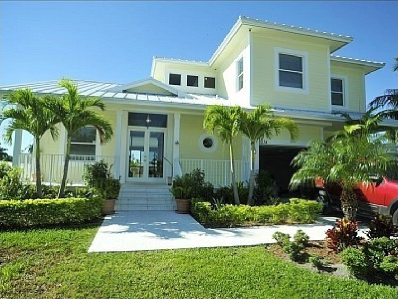 West Home Plans Key West Style Homes House Plans Style Key West Cottages
