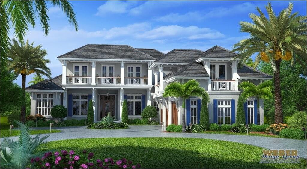 west indies house plan 3