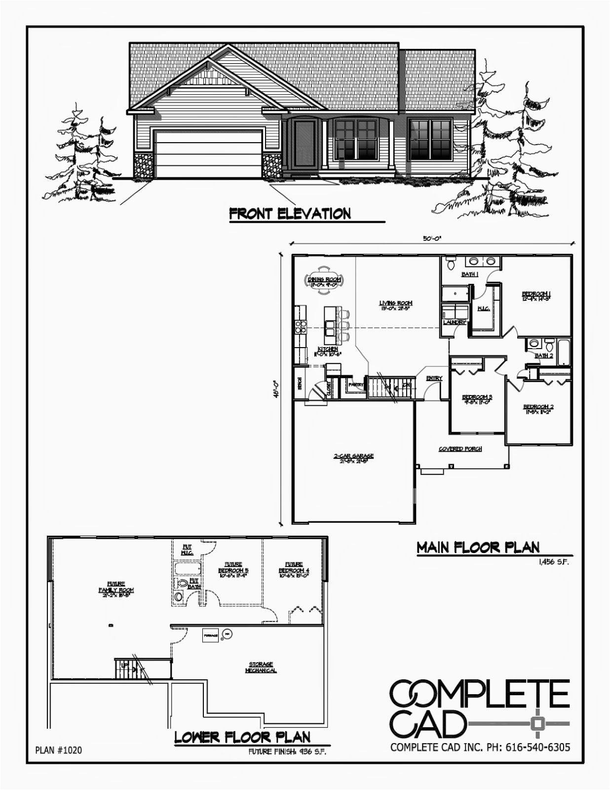 small house plans handicap accessible