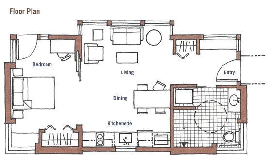 inclusive small spaces