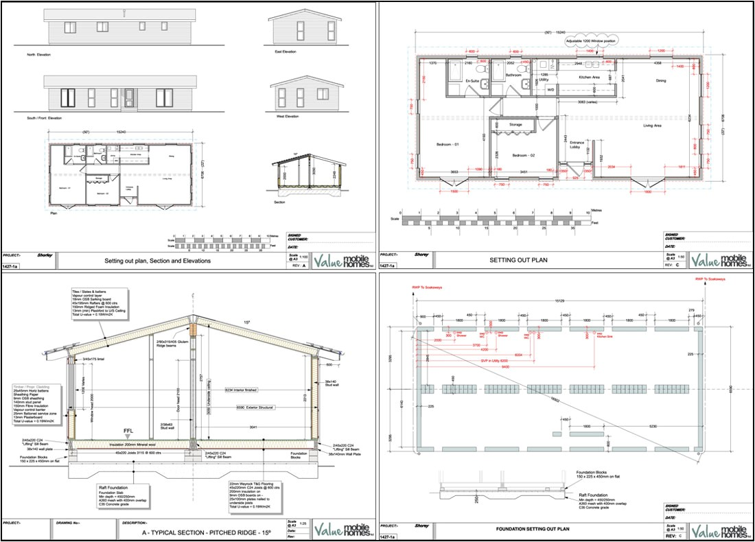 planning permission drawings
