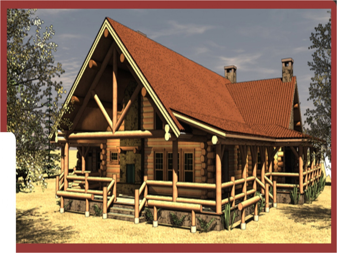 a2b6b10c6b029519 ranch log home plans 1 story log home plans