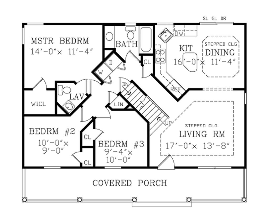 1040 square feet 3 bedroom 2 bathroom 0 garage country farmhouse 38300