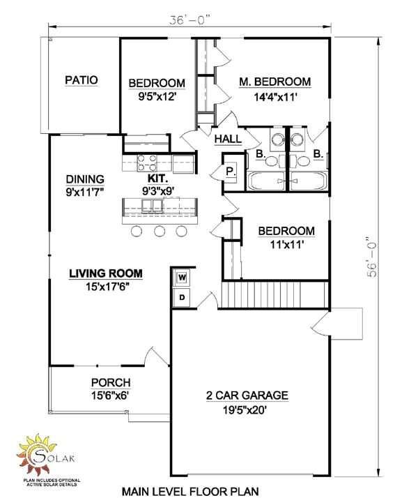 house plans under 1250 sqft