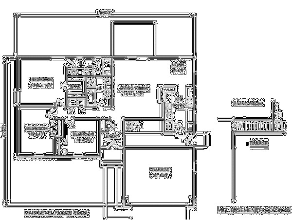 1250 square feet 3 bedrooms 2 bathroom ranch house plans 2 garage 15382