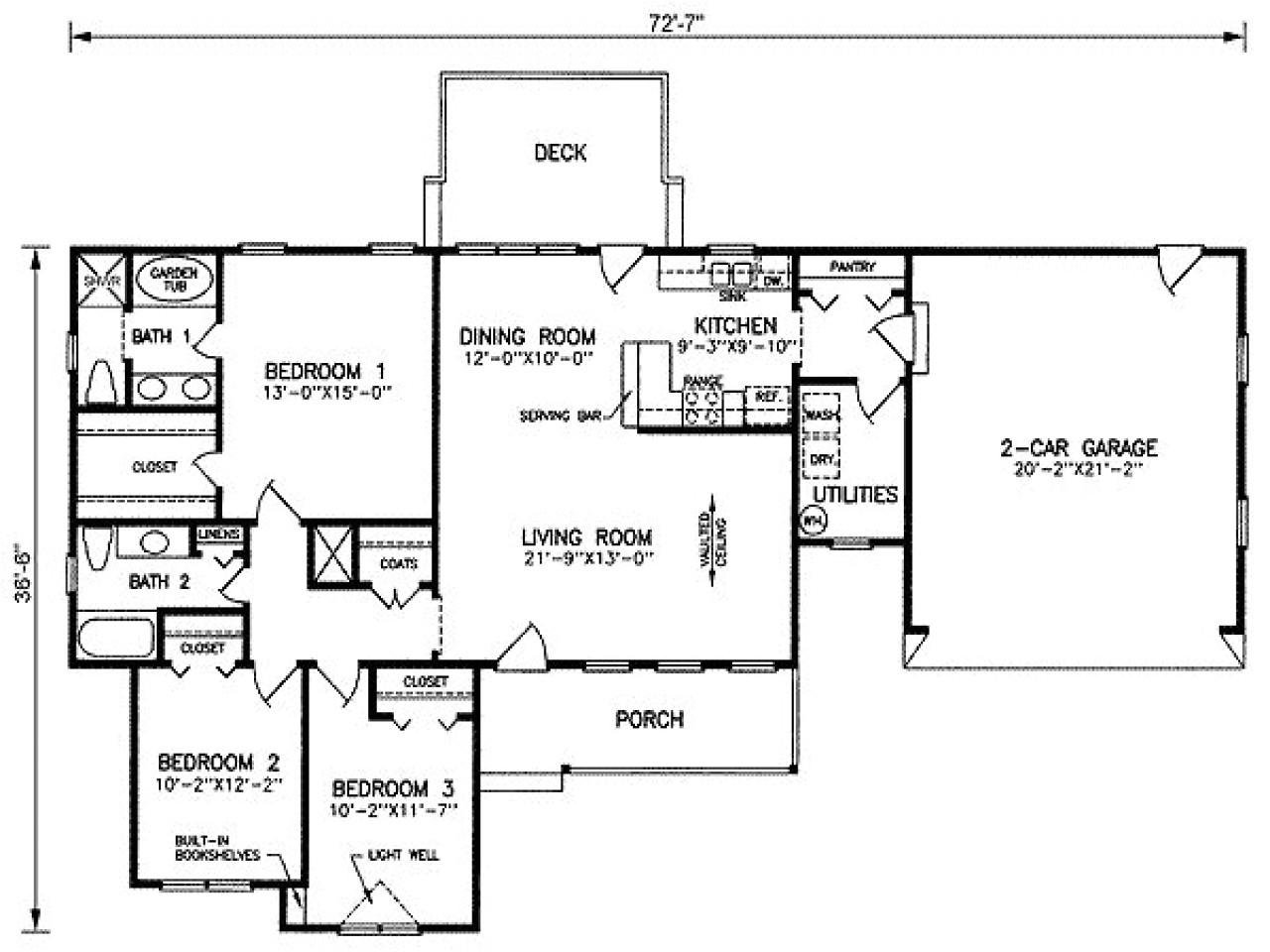 491317e8b68b2b98 open floor plan house plans 1500 sq ft 1500 square feet house plans