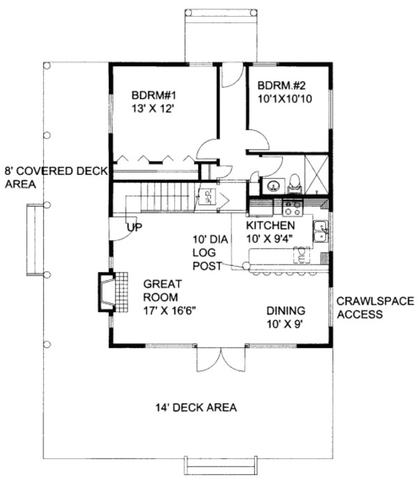 1500 Sq Ft House Plans with Garage Country Style House Plan 2 Beds 2 00 Baths 1500 Sq Ft