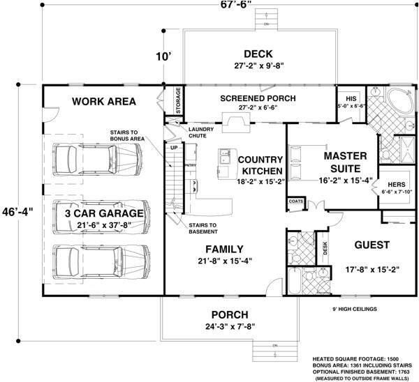 plan details cfm plannumber 92395