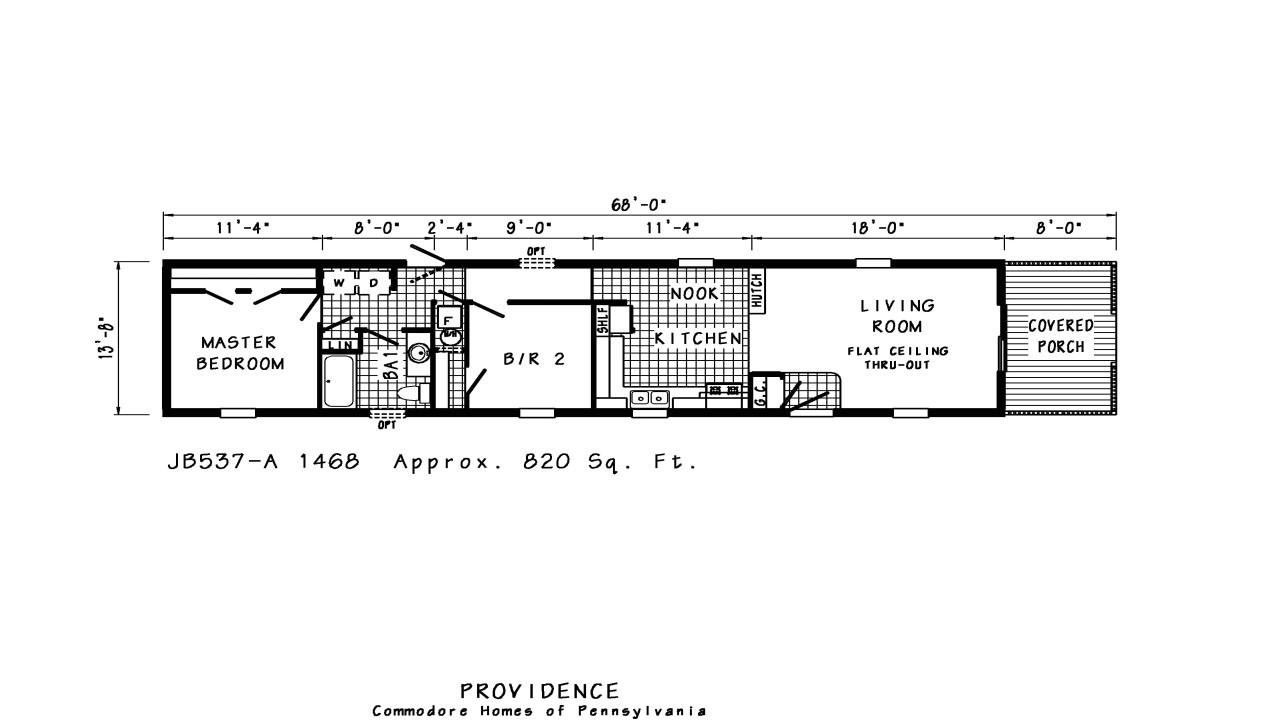 double wide trailer floor plans 32 x 80