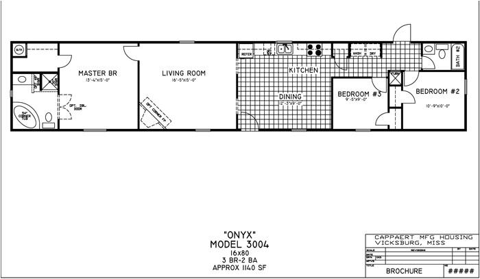 mobile home floor plans 106493