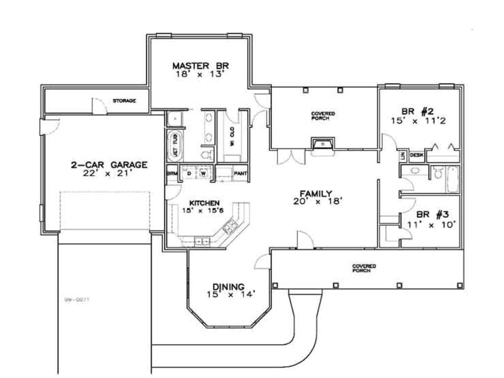 1700 Square Foot Home Plans 1700 Sq Ft House Plans 2018 House Plans and Home Design