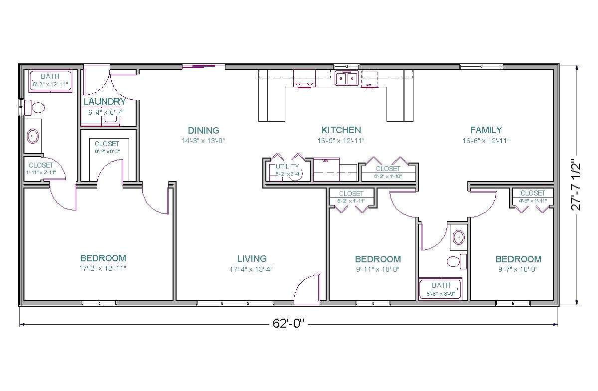 1700 sq ft ranch house plans