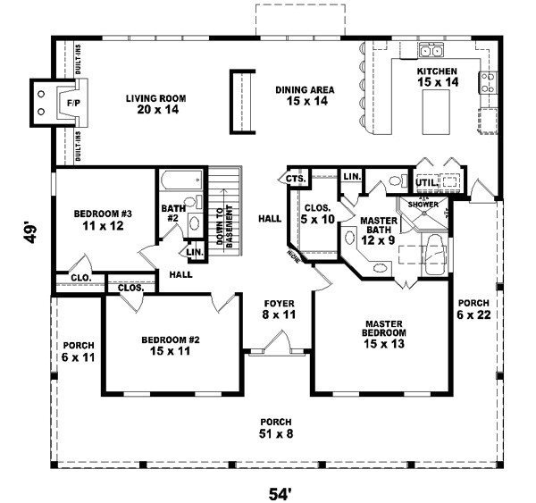 best 1800 square foot house plans