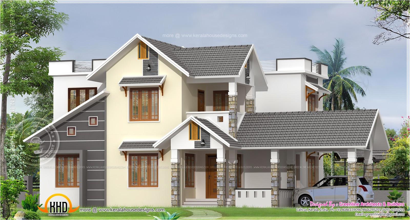 calicut home design