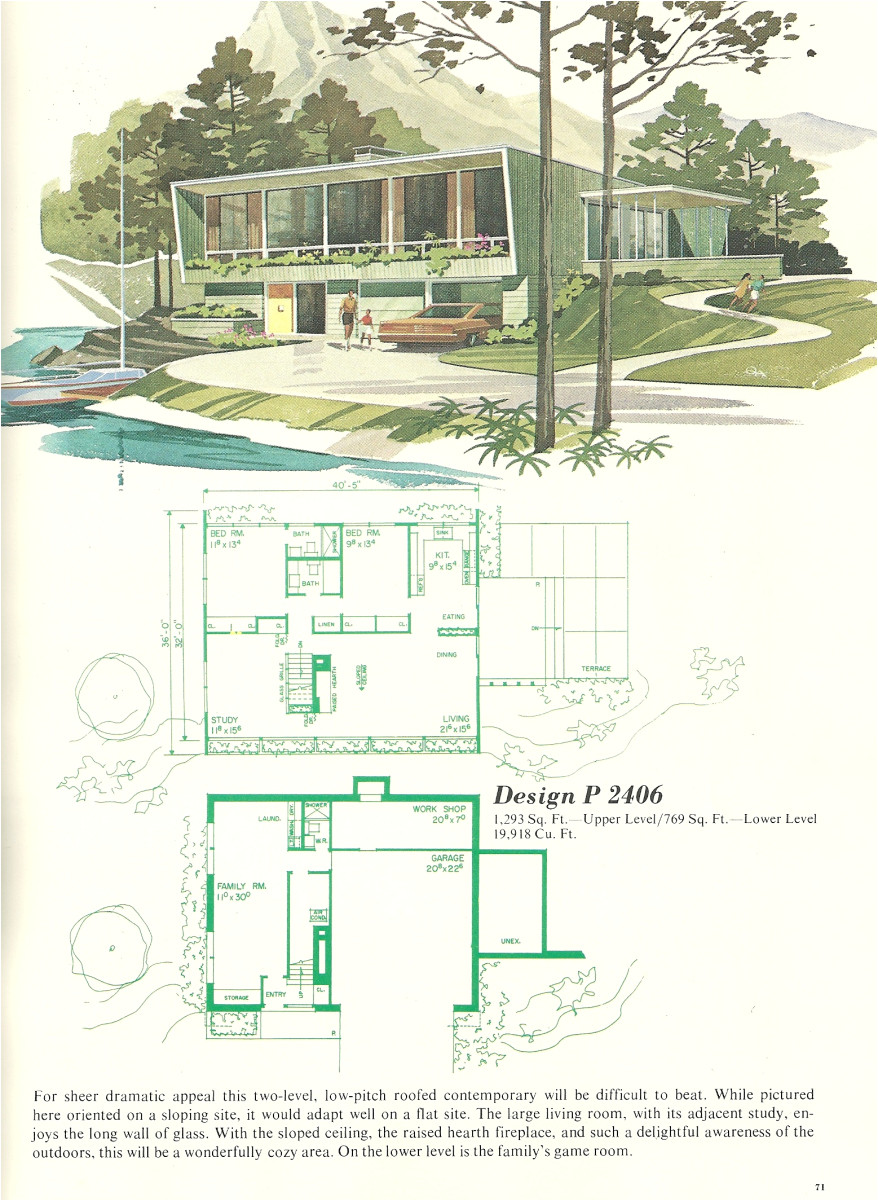 vintage vacation homes 2406