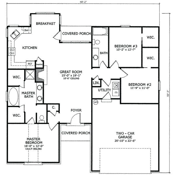 2 bedroom 2 bath house plans 2 bedroom tiny house plans 4 bedroom 3 bath floor plans 3 bedroom 2 bath floor plans small 2 bed 2 bath with loft house plans