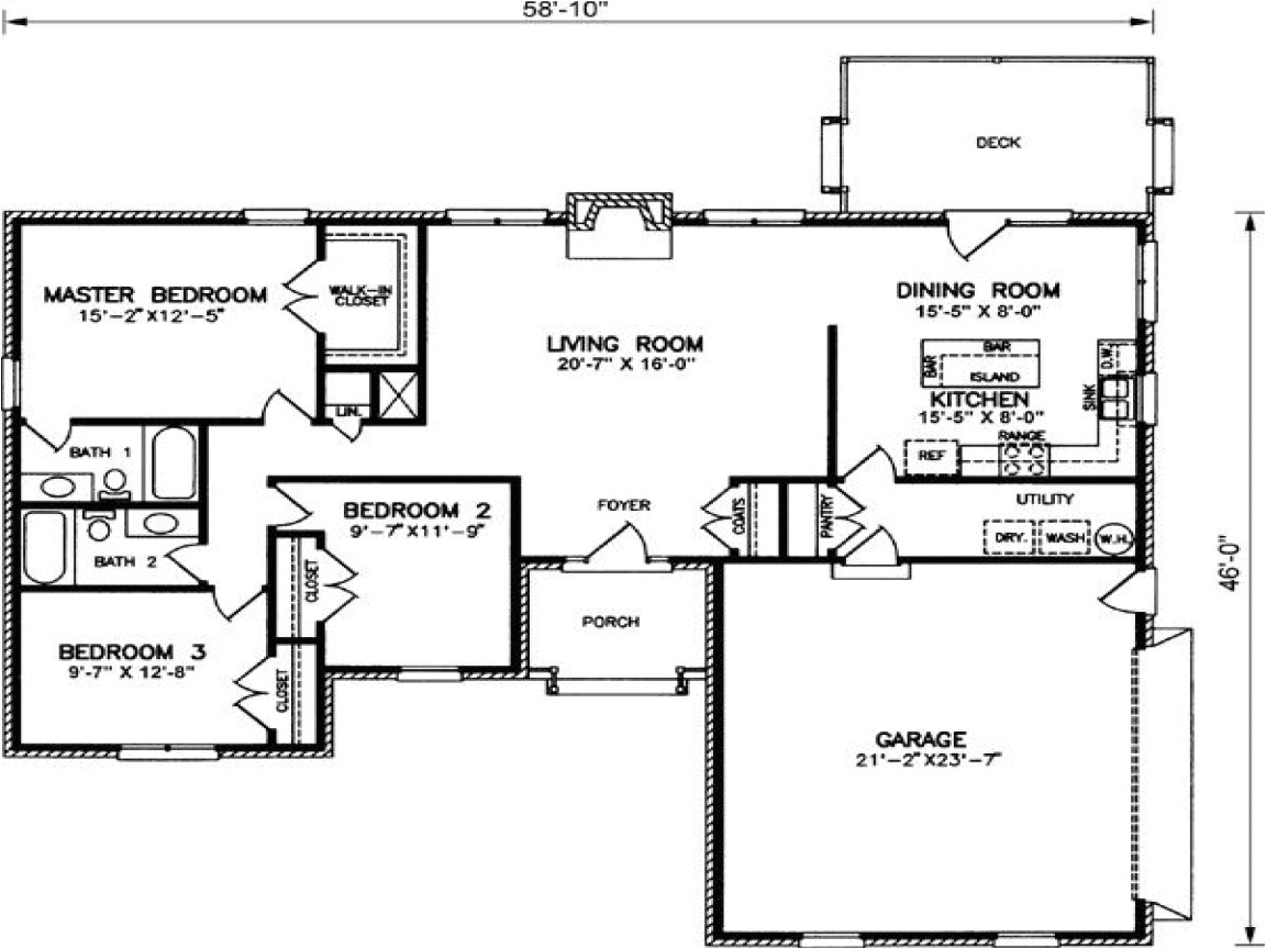 fe144b5ee12475b8 2 bedroom ranch style house plans tuscan bedroom colors
