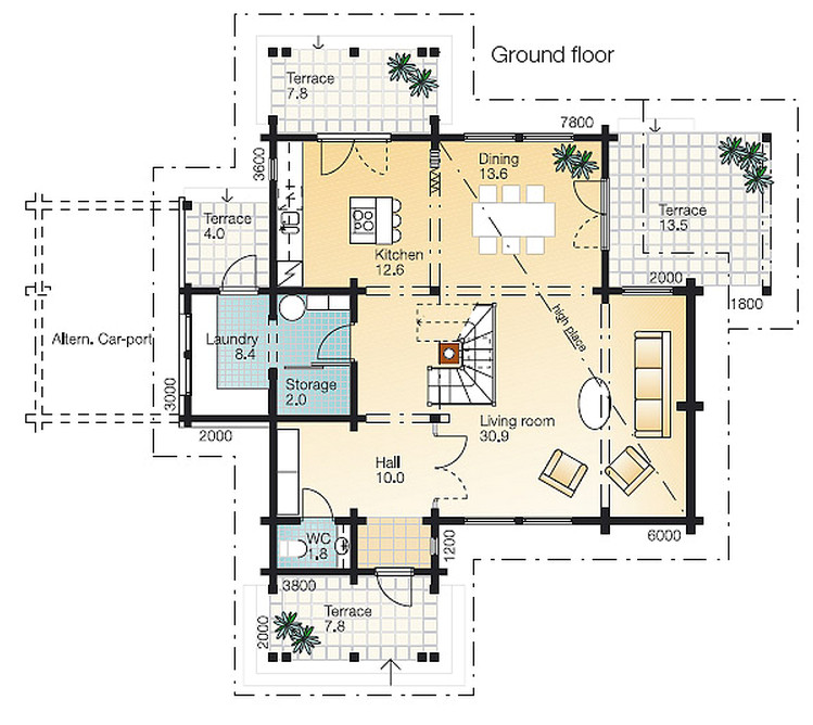 2 20bedroom 20house 20plans