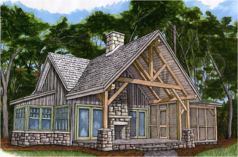 piney creek cottage