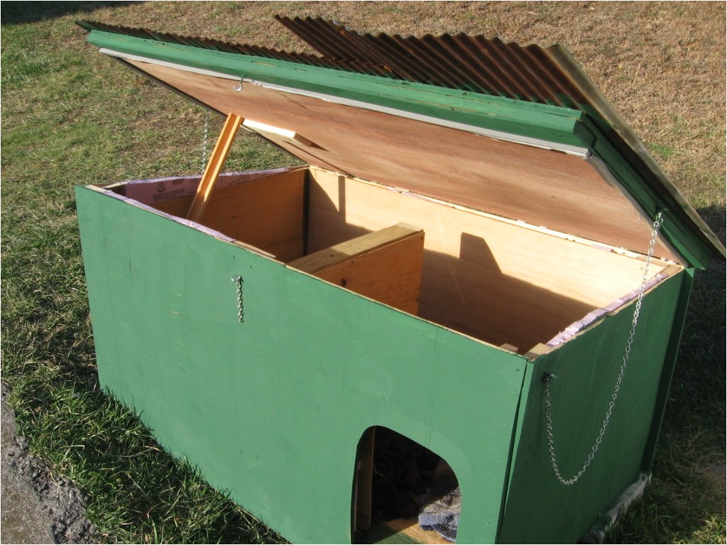two room dog house plans luxury building a dog house and rabbit hutch living a simple life