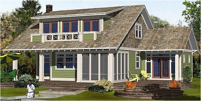 house plans with shed dormers