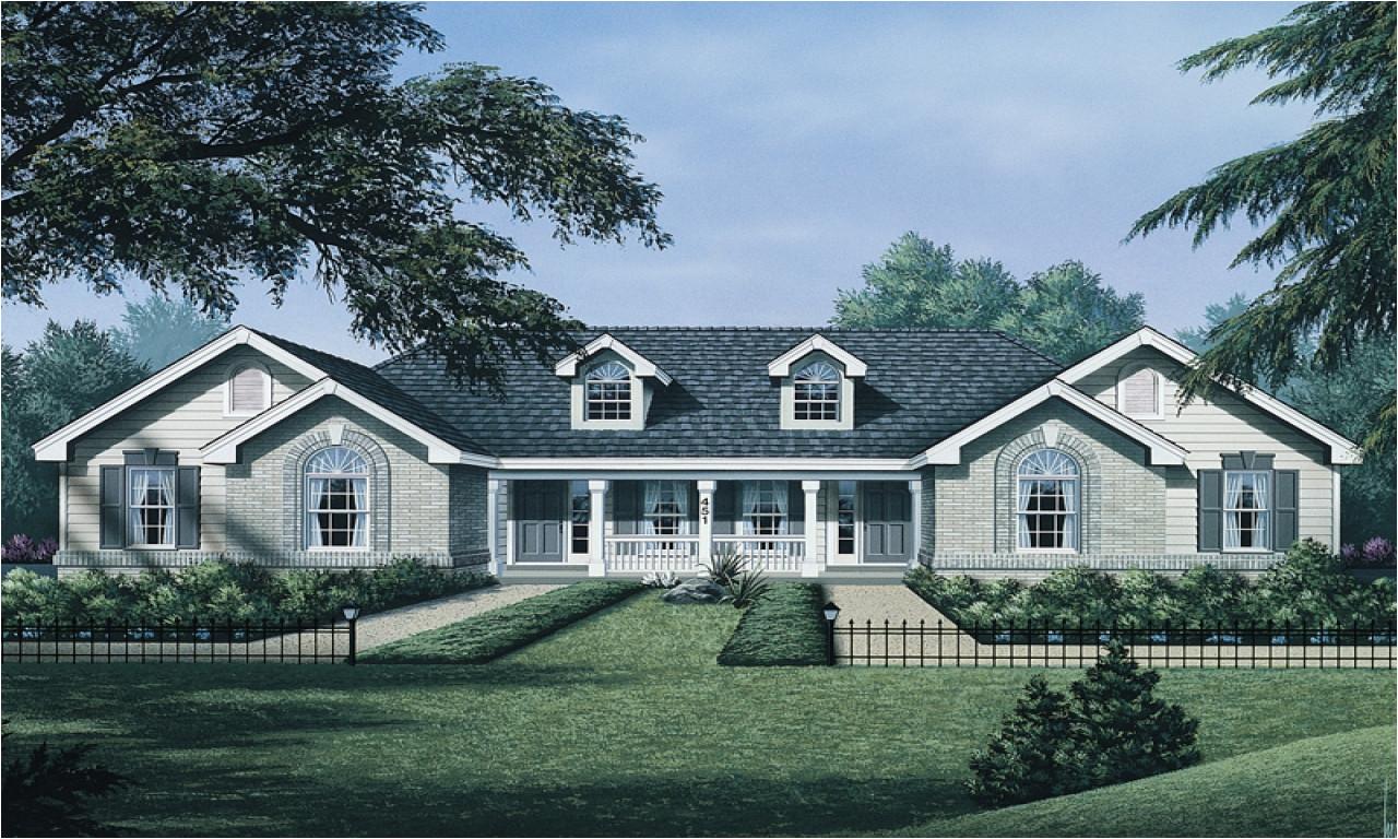 5244366475b469d4 2 story duplex house plans ranch duplex house plans with garage
