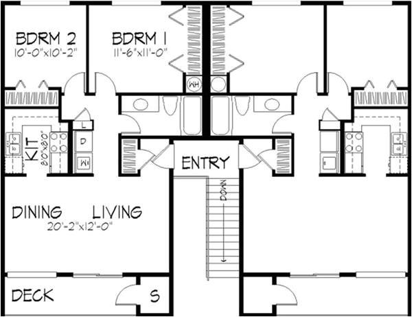home plan 23048