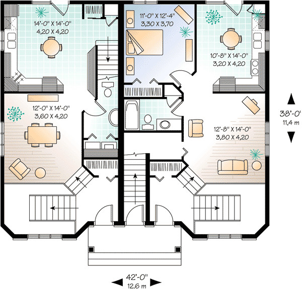 canadian house plan 21428dr