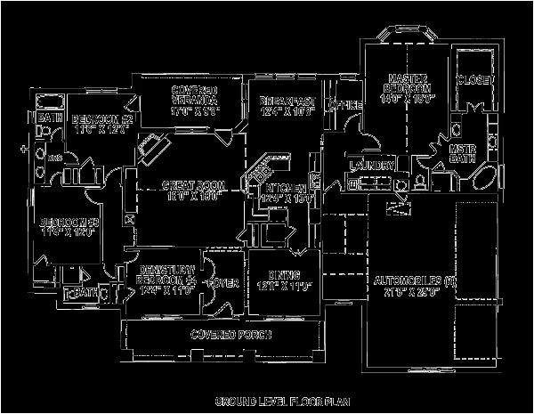 2500 square feet 3 bedrooms 3 bathroom craftsman home plans 3 garage 30535
