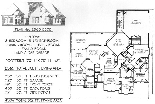 2800 Sq Ft House Plans Single Floor 2201 2800sq Feet 3 Bedroom House Plans