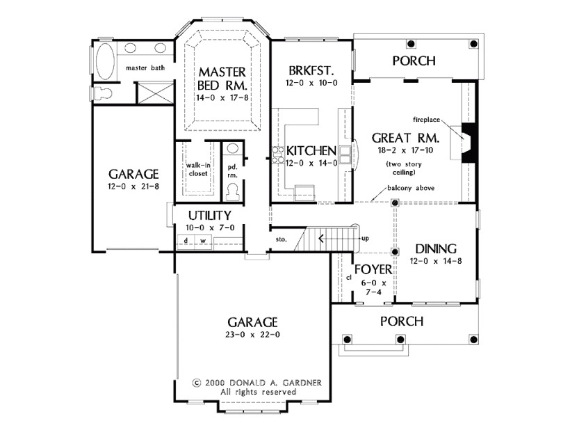 2800 square foot house plans