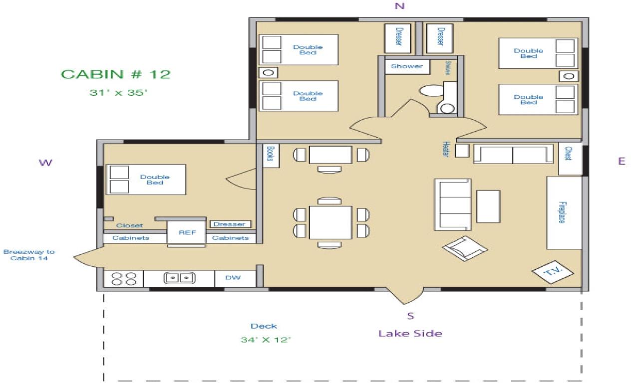 b746a1ee011d1599 3 bedroom cabin floor plans 1 bedroom log cabins