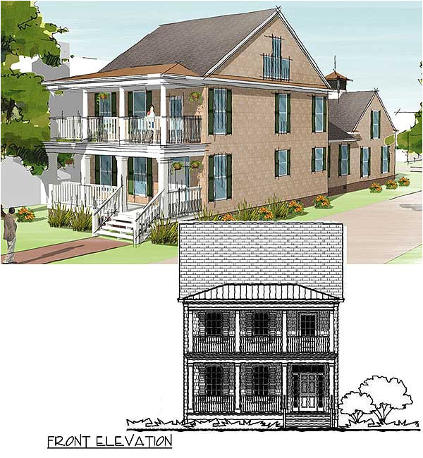 3 story shingled beach house plan 31508gf