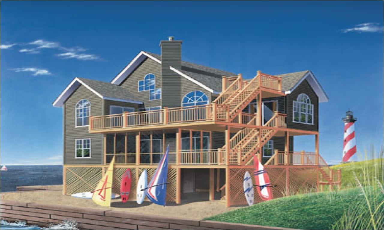 d03c2d035d45de24 house with roof deck 3 story beach house plans
