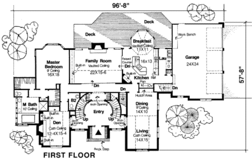 3500 square foot rambler house plans