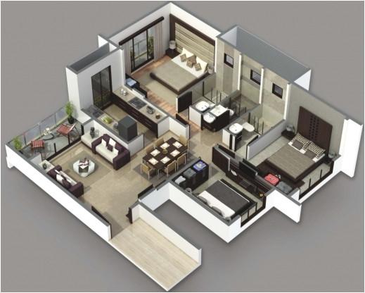 marvelous 3 bedroom apartmenthouse plans 1000 sq ft house 3d small planskill 1000 sq ft house plans 3 bedroom 3d images