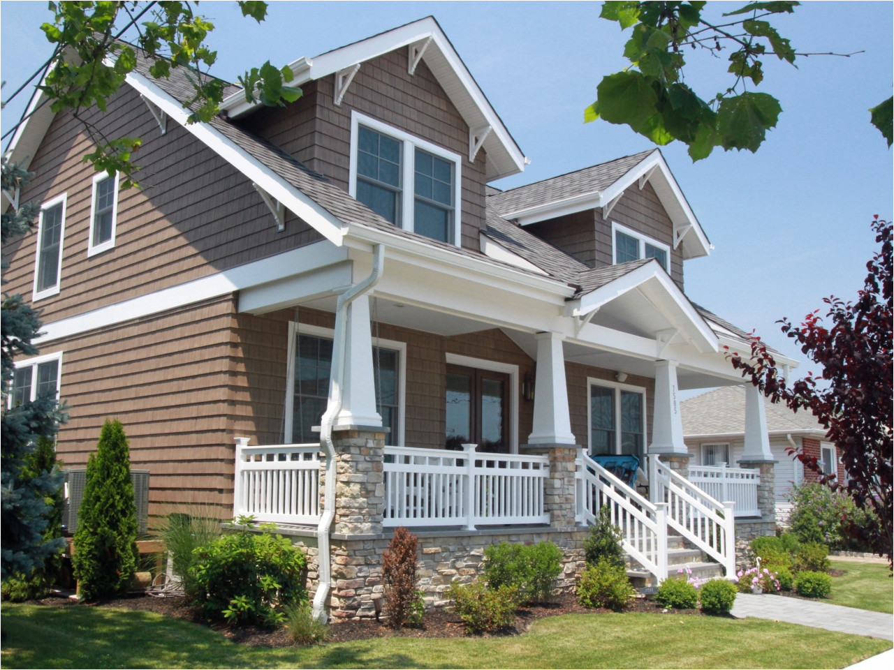 4 bedroom house plans with front porch