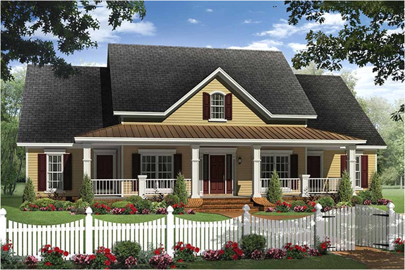 2336 square feet 4 bedrooms 2 5 bathroom country house plans 2 garage 32568
