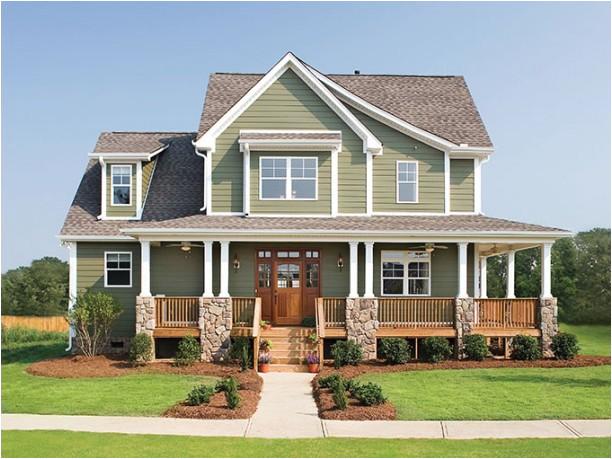 impressive farmhouse w wrap around porch hq plans pictures