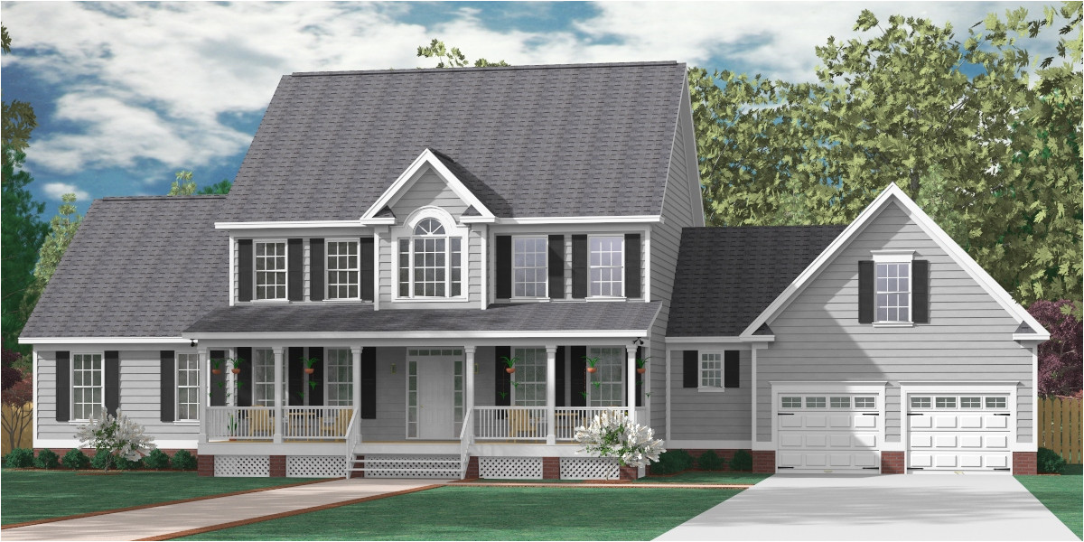 house plan 3397 a the albany a