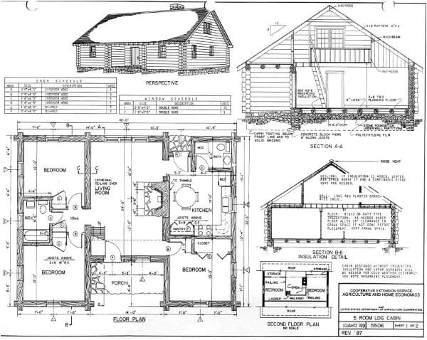 5 Bedroom Log Home Floor Plans Log Home Plans 11 totally Free Diy Log Cabin Floor Plans