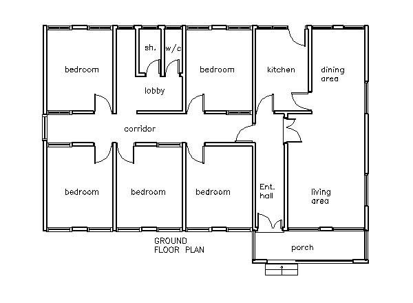 5 bedroom log home floor plans elegant house plans ghana