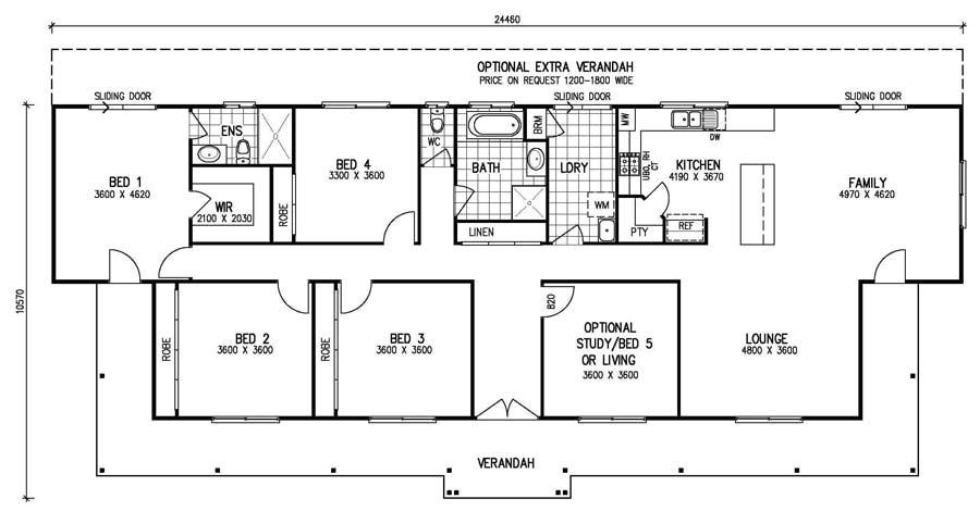 the karingal mk ii 4 bedroom home