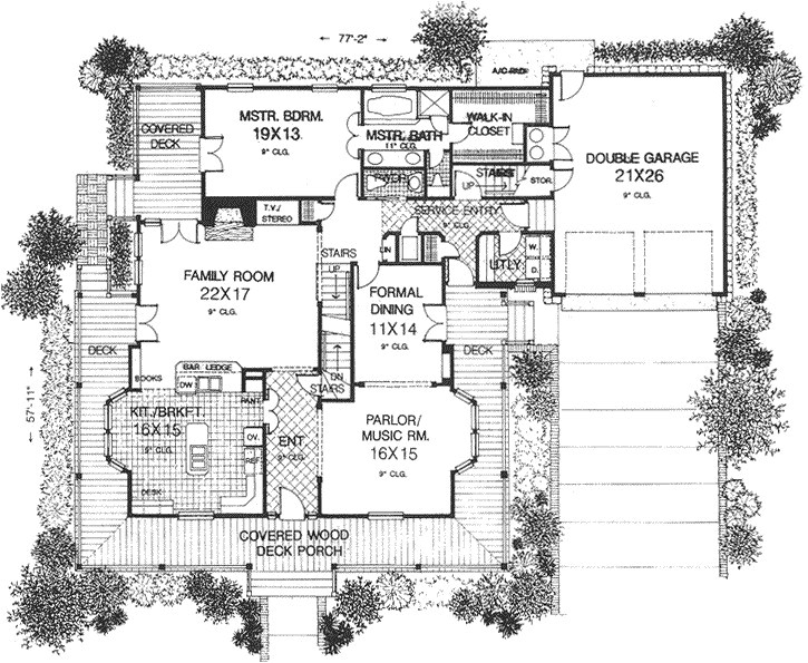 6 bedroom victorian house plans