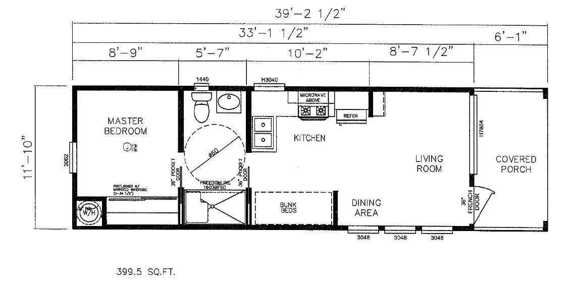 ada compliant homes floor plans