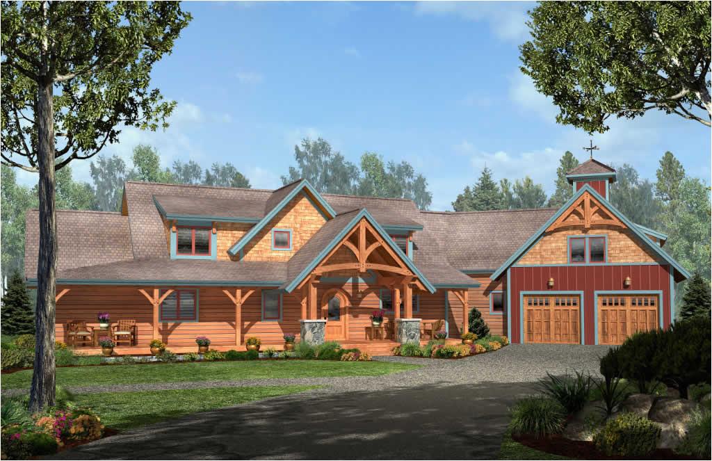 adirondack style home plans