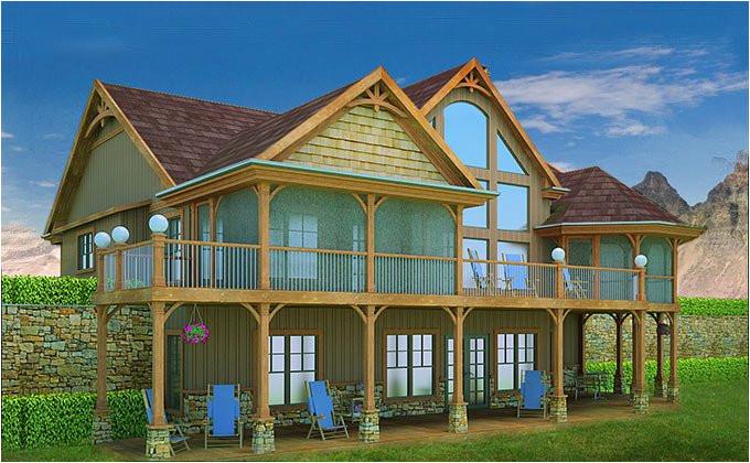 adirondack house plan
