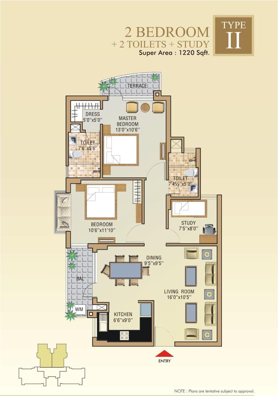 aditya celebrity homes noida sector 78 534